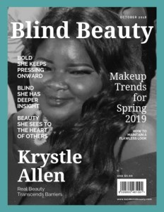 Blind Beauty 59 Featured Image description is in the body of the post.