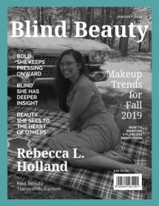 Rebecca Holland | Blind Beauty 67 Featured image description is in the body of the post.