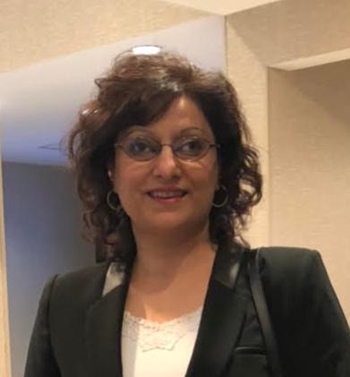 Nasreen Bhutta Headshot