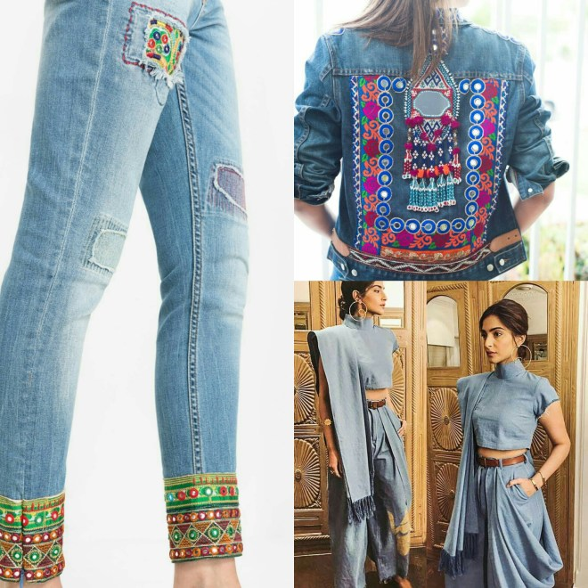Ethnic Denim