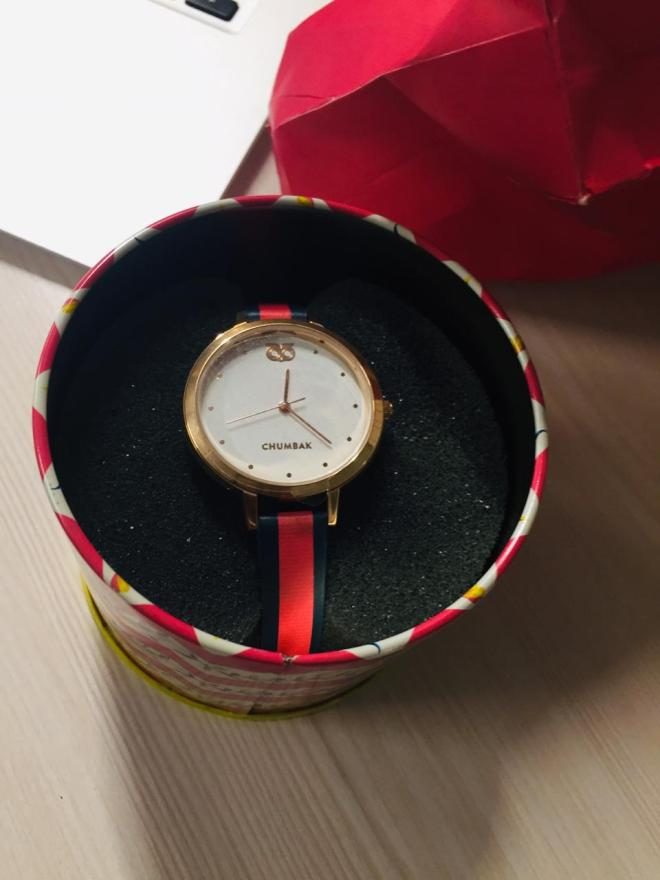 Chumbak watch