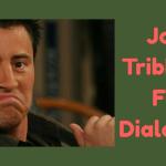 Joey dialogues