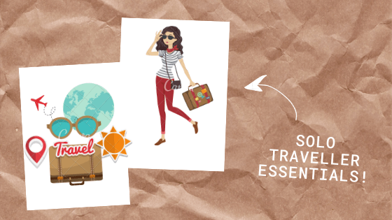 solo traveller essentials
