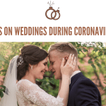 tips on weddings during coronavirus