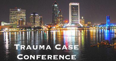 trauma case conference