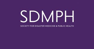 society for disaster medicine and public health