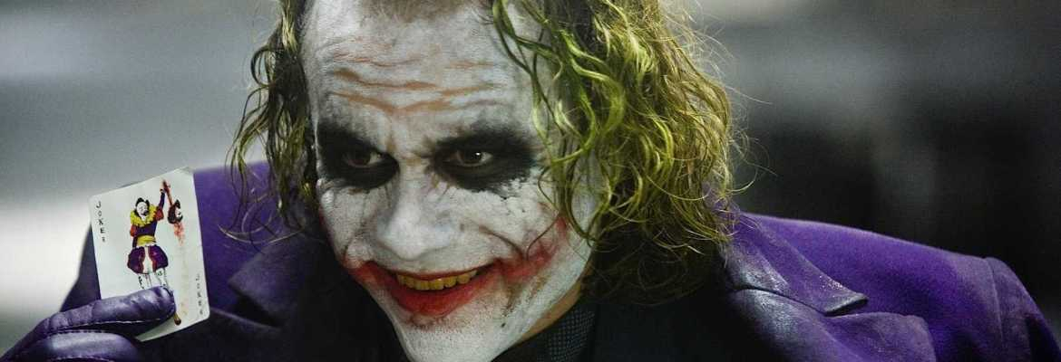 The Dark Knight S Makeup Artist On Creating A Different Look For Heath Ledger S Joker Bold Entrance