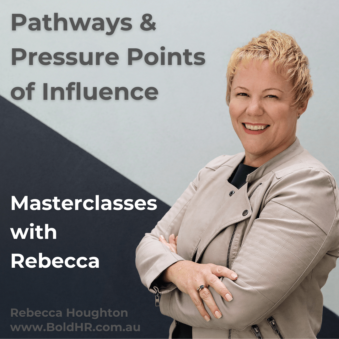 Pathways & Pressure Points of Influence