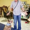 8-Way Lead™ - versatile leather leash (6 or 8 feet long)