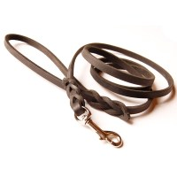 Leather Dog Collars And Leashes | www.imgkid.com - The ...