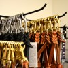 tabs on rack 4336 - Leather Training Tab (check cord)