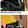 standard and pull ring - Mobility Support Harness™ for brace and balance stability assistance