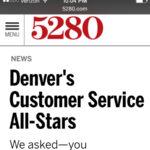 5280 Customer Service All Stars 2015