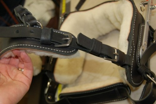 Breastplate extensions for MSH or BSH