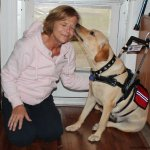 josie nancy smith 010 - Service Dogs in Action