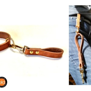 SPECIAL OFFER: Heavy Duty Leather Belt Loop