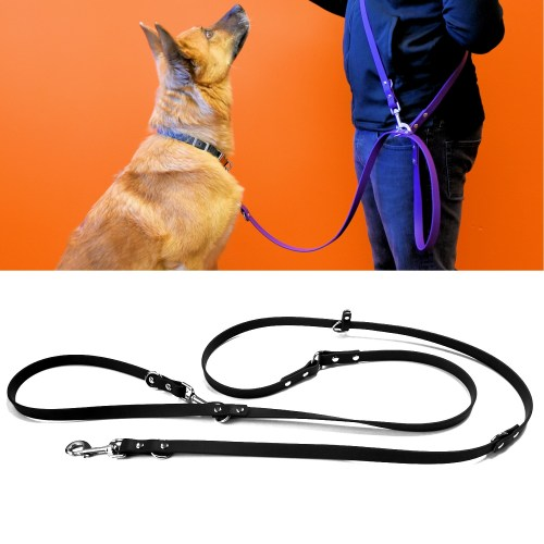 The Atlas Leash™--the most useful dog lead ever created