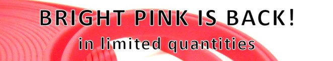 brignt pink is back banner - Special Offers