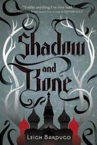 Shadow and Bone, book 1 of the Grisha series