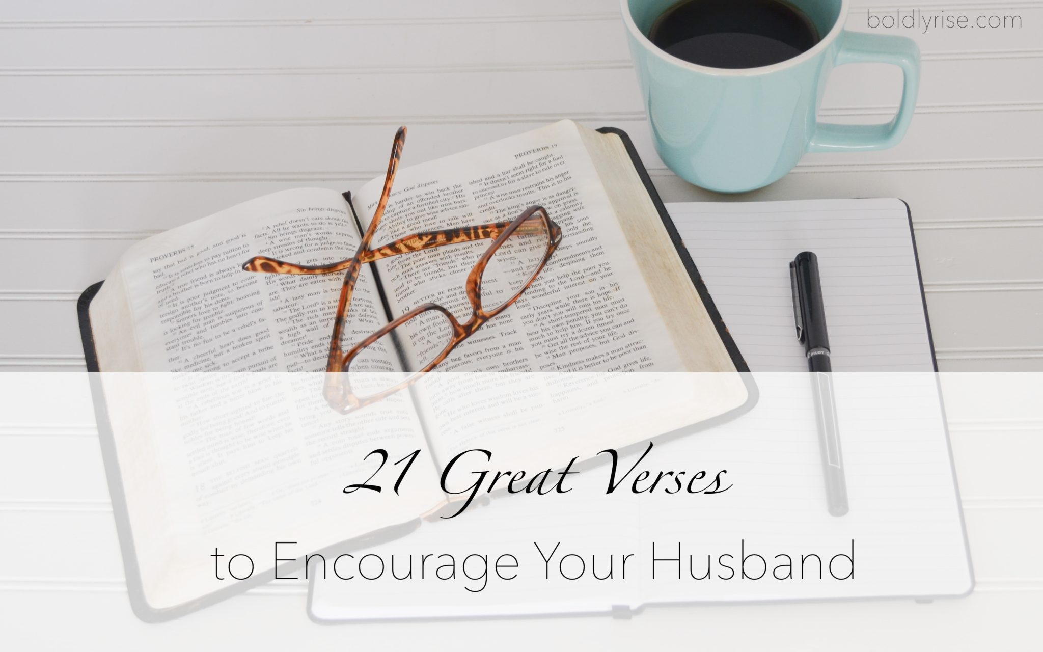 21 great verses to