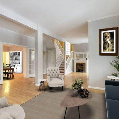 Laurel - Living Room (Bold)