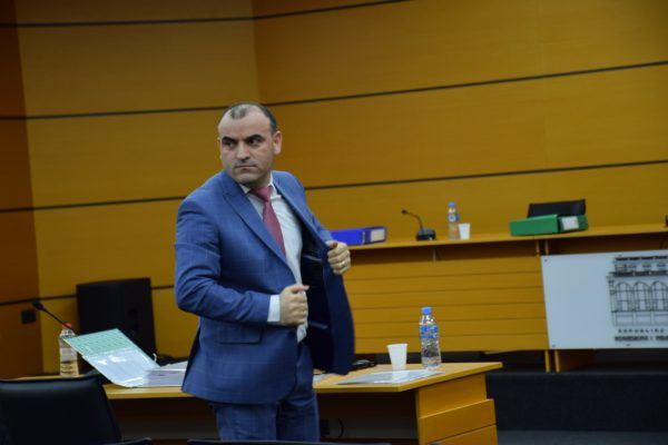 Debate at KPK / Bib Ndreca calls for reopening of investigation on two criteria, the hearing is postponed