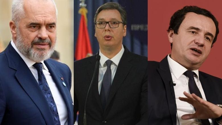 Kush gënjen? Rama: Nuk kam folur me Vuçiç. Deputeti i PS: Jam i sigurtë që ka folur