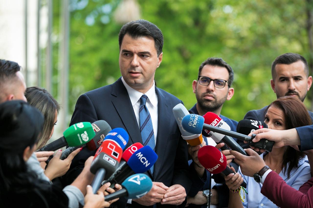 Basha: Tani do fillojmë ofensivën e vërtetë parlamentare