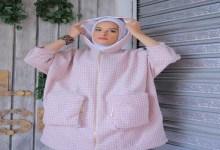 Photo of للحماية من كورونا : كمامات سواريه لفساتين الزفاف