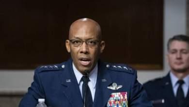 Photo of تعيين امريكي من أصول إفريقية قائدا لسلاح الجو بأمريكا