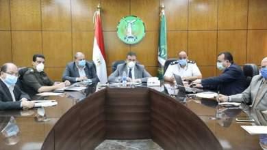 Photo of محافظ المنوفية يعقد إجتماعا لمناقشة الاستعدادات لامتحانات الثانوية