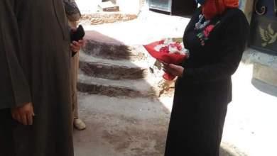 Photo of صحة المنوفية ترسل باقة من الورود لأبناءها المصابين من القطاع بكورونا