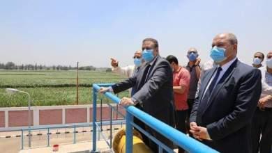Photo of بتكلفة (١٢٠) مليون جنيها محطةمعالجة الصرف الصحى بدناصور المنوفية