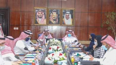 Photo of أمير الباحة يلتقي رئيس صندوق التنمية السياحي