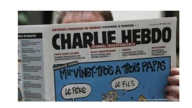 Photo of شاتمة الرسول:صحيفة فرنسية تسئ للرسول ورئيس فرنسا يبرر بحرية النشر