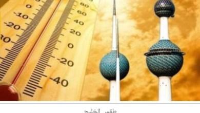 Photo of طقس الخليج.. غائم بالسعودية صحو بالإمارات وحار في الكويت.
