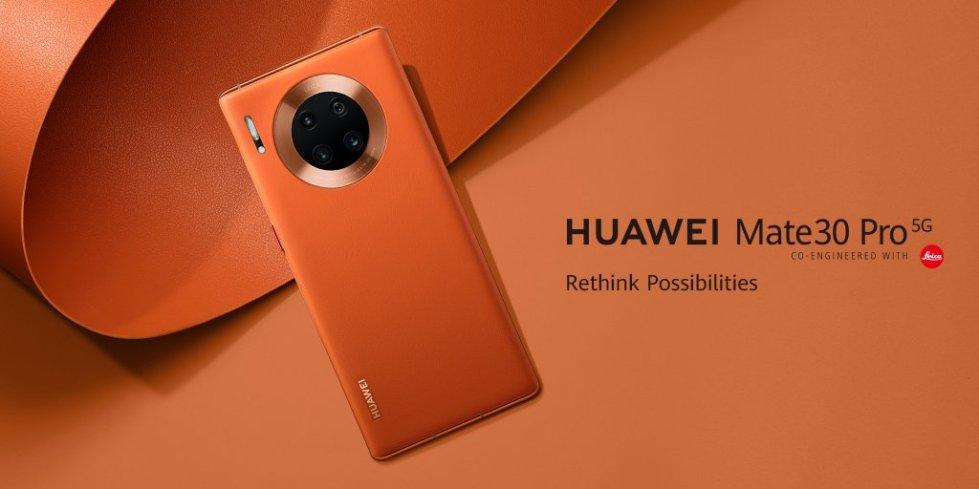 Huawei Mate 30 Pro 5G set for launch this week - Boldtechinfo>>Emerging Tech News