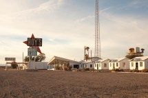 Ghost Town of Amboy California Route 66