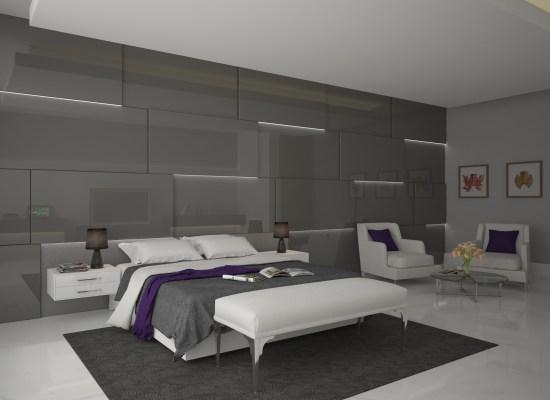 Modern Bedroom 9