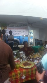 Vendors from throughout the Country
