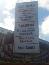 Welcome to the Castries Market