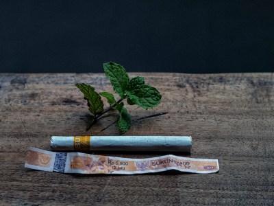 pungutan cukai rokok