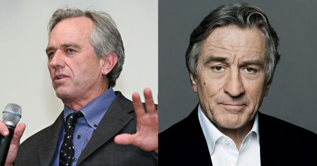 Kennedy and De Niro Throw Down the Gauntlet Against Vaccines…