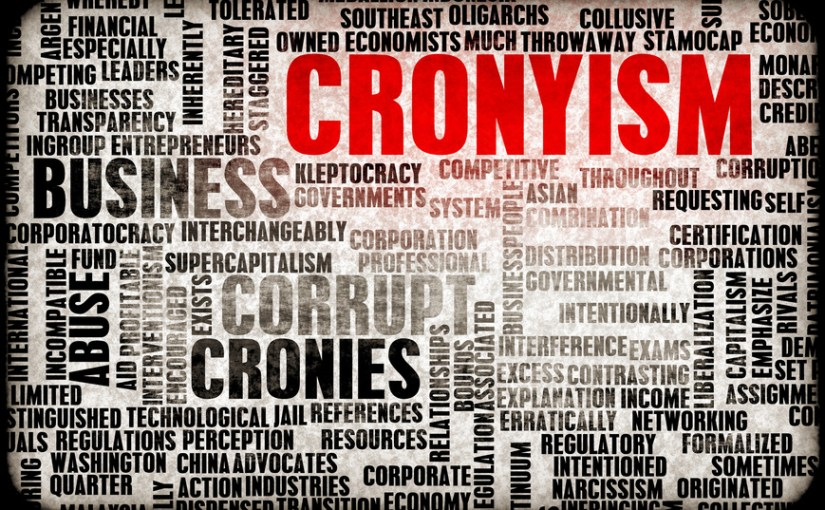 Privatizing Tyranny –Liberty and the Crony Corporate State…