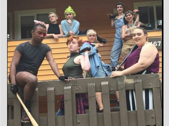Evergreen College – What the US Democratic Party Has Become…