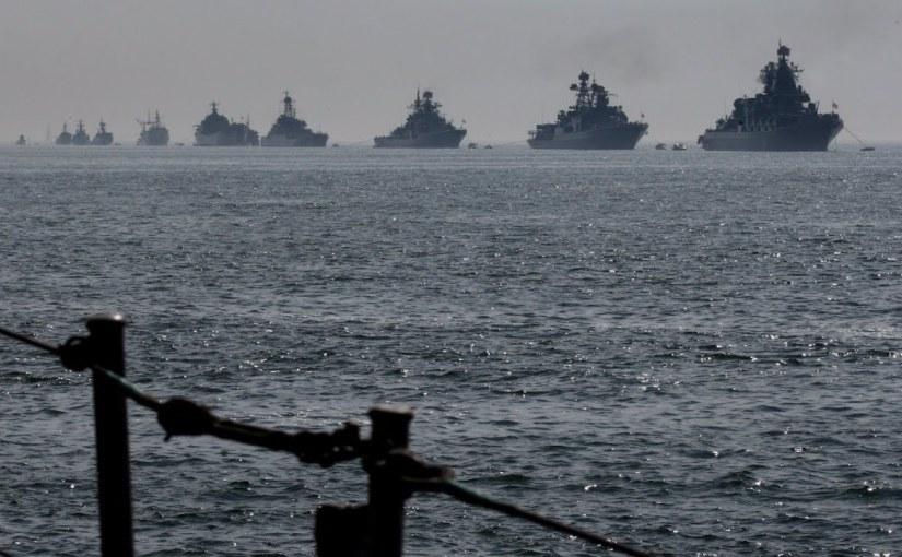 "World's #1 Anti-Vaxxer Calls for ""US Naval Blockade"" of Australia to Restore Democracy…"