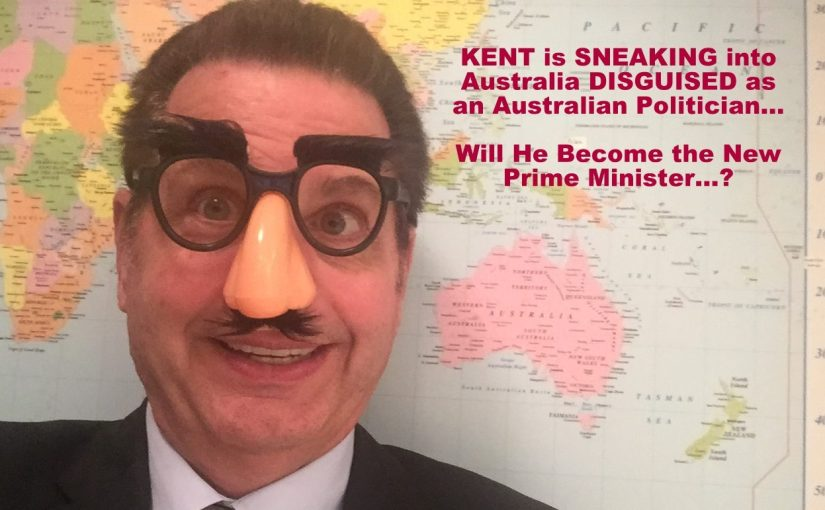 How to Sneak into Australia…