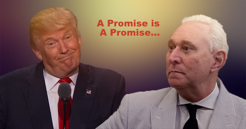 President Trump Urged to Move on Vaccines by Former Campaign Head Roger Stone…