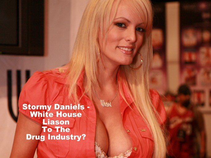 "Trump Should Appoint ""Stormy Daniels"" to Special White House ""Drug Industry Liaison"" Post…"