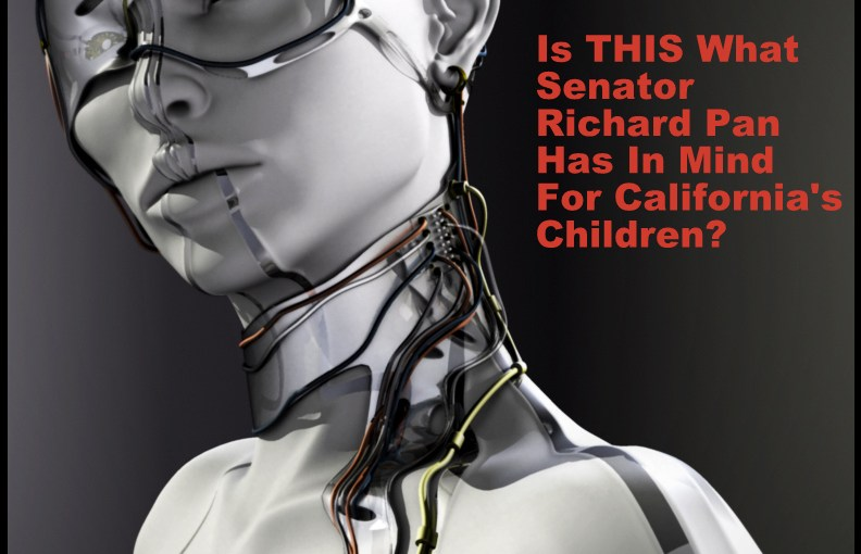 California's Senator Richard Pan – America's Super-Vaxxer…